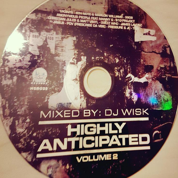 dj wisk, ukg, uk garage, new ukg, bass, house, speed garage, competition, highly swung records